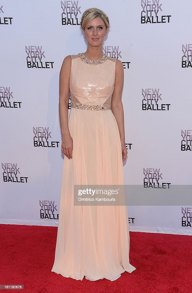 Nicky Hilton attends New York City Ballet 2013 Fall Gala at David H. Koch Theater, Lincoln Center on September 19, 2013 in New York City.