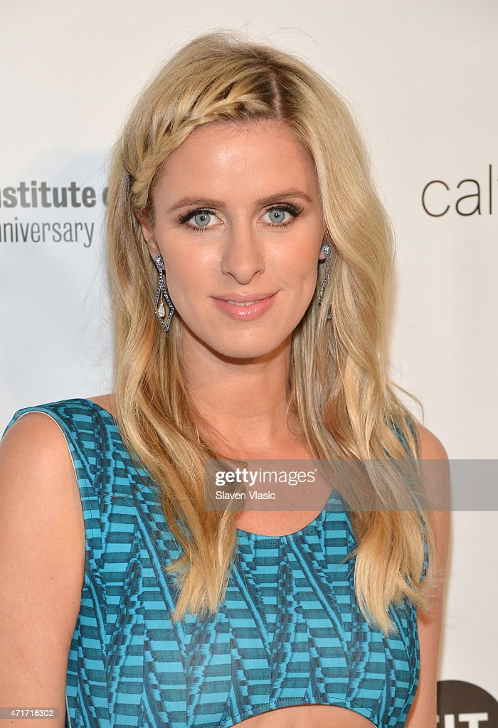 Nicky Hilton attends Nicole Richie Hosts The Fashion Institute Of Technology's Future Of Fashion Runway Show at The Fashion Institute of Technology...