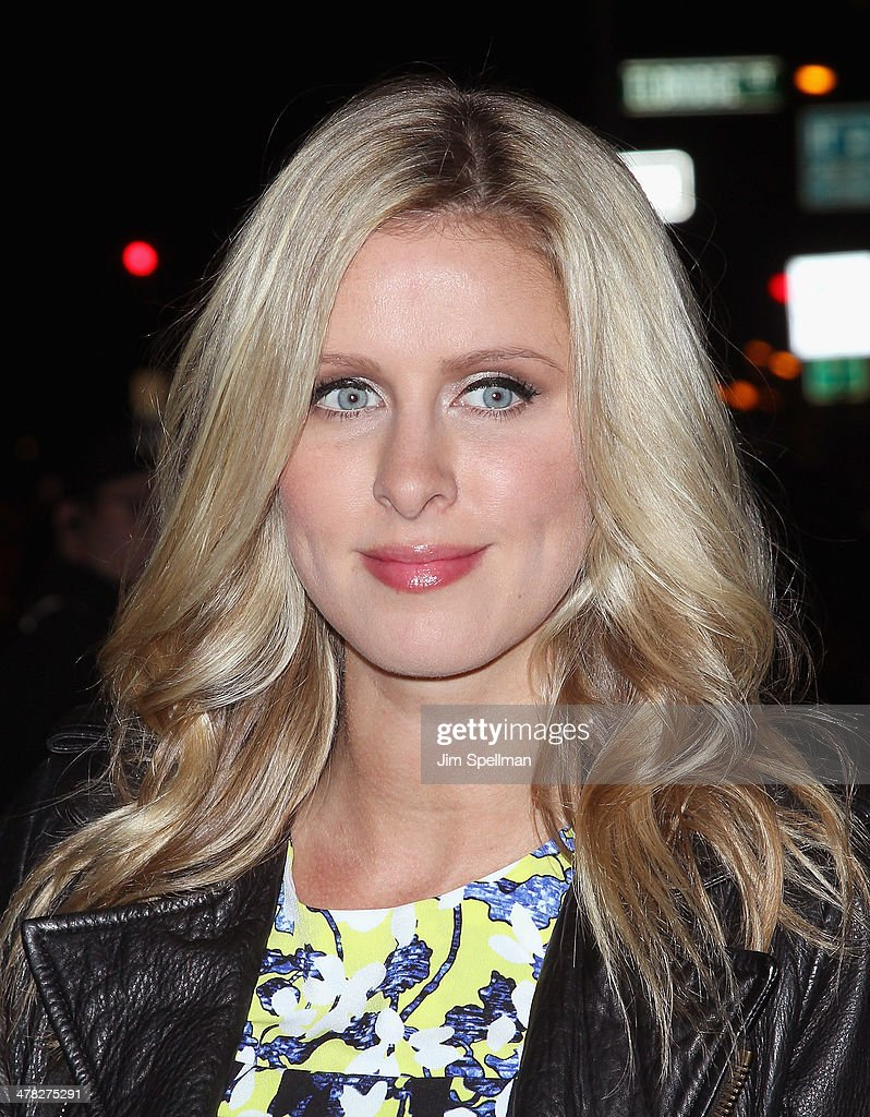 Nicky Hilton attends Sony Pictures Classics' 'Only Lovers Left Alive' screening hosted by The Cinema Society and Stefano Tonchi, Editor in Chief of W Magazine at Landmark's Sunshine Cinema on March 12, 2014 in New York City.