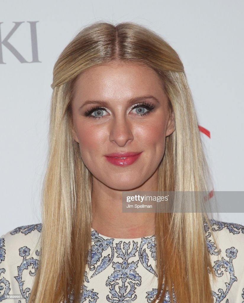 Nicky Hilton attends the 17th annual ACE Awards at Cipriani 42nd Street on November 4, 2013 in New York City.