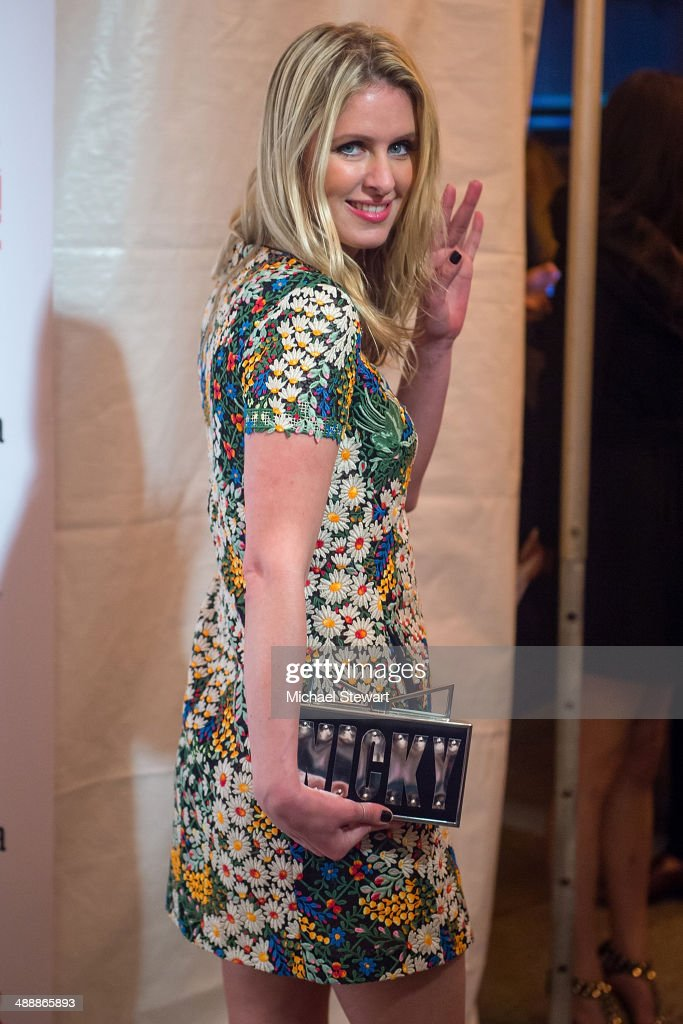 Nicky Hilton attends the 2014 Whitney Art Party at Highline Stages on May 8, 2014 in New York City.