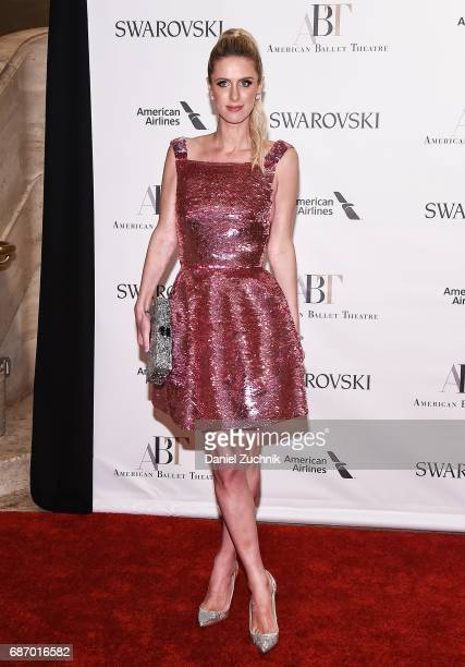 Nicky Hilton attends the American Ballet Theatre Spring 2017 Gala at The Metropolitan Opera House on May 22 2017 in New York City