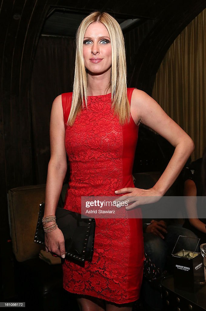 <a gi-track='captionPersonalityLinkClicked' href=/galleries/search?phrase=Nicky+Hilton+-+Born+1983&family=editorial&specificpeople=11520989 ng-click='$event.stopPropagation()'>Nicky Hilton</a> attends the Charlotte Ronson Fall/Winter 2013 - After Party at 1 Oak on February 8, 2013 in New York City.