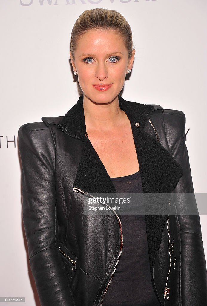 <a gi-track='captionPersonalityLinkClicked' href=/galleries/search?phrase=Nicky+Hilton+-+Born+1983&family=editorial&specificpeople=11520989 ng-click='$event.stopPropagation()'>Nicky Hilton</a> attends the Cinema Society with Swarovski & Grey Goose premiere of eOne Entertainment's 'Scatter My Ashes at Bergdorf's' at Florence Gould Hall on April 29, 2013 in New York City.