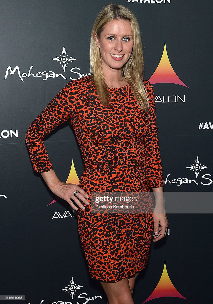 Nicky Hilton attends the Grand Opening of Avalon Mohegan Sun on November 23, 2013 in Uncasville City.