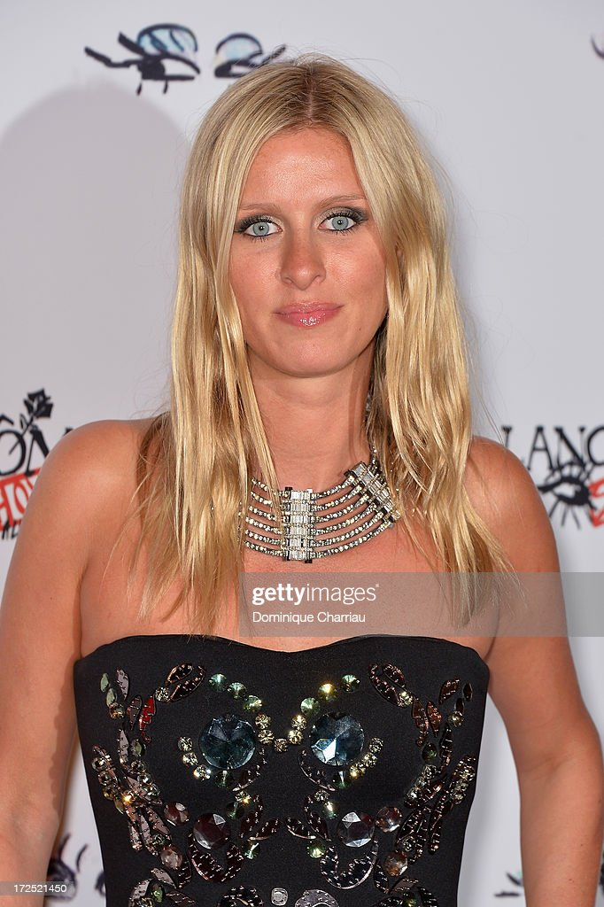 Nicky Hilton attends the 'Lancome Show By Alber Elbaz' Party at Le Trianon on July 2, 2013 in Paris, France.