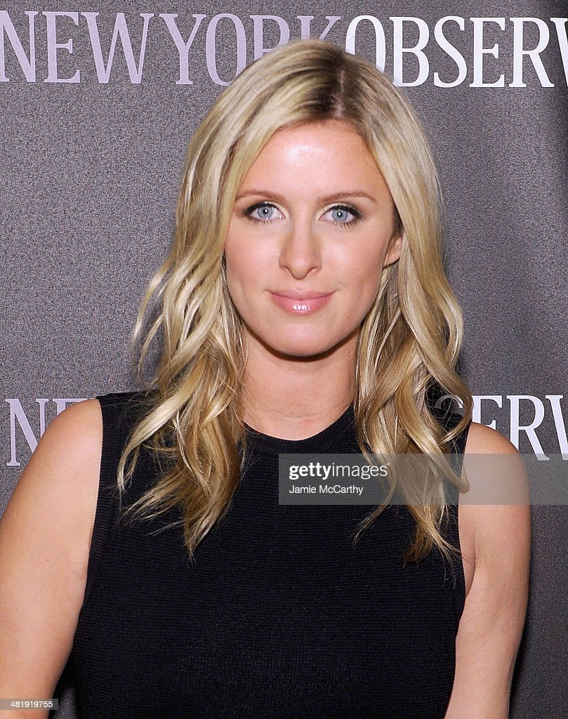 Nicky Hilton attends The New York Observer Relaunch Event on April 1, 2014 in New York City.