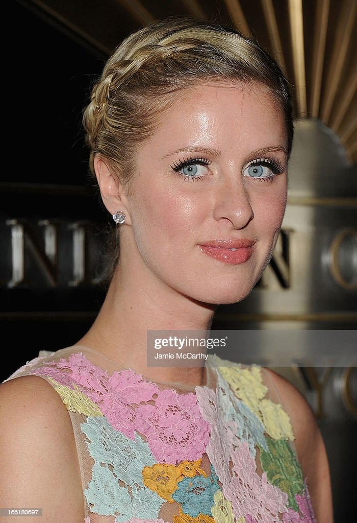 <a gi-track='captionPersonalityLinkClicked' href=/galleries/search?phrase=Nicky+Hilton+-+Born+1983&family=editorial&specificpeople=11520989 ng-click='$event.stopPropagation()'>Nicky Hilton</a> attends the New Yorker's For Children's 10th Anniversary A Fool's Fete Spring Dance at Mandarin Oriental Hotel on April 9, 2013 in New York City.