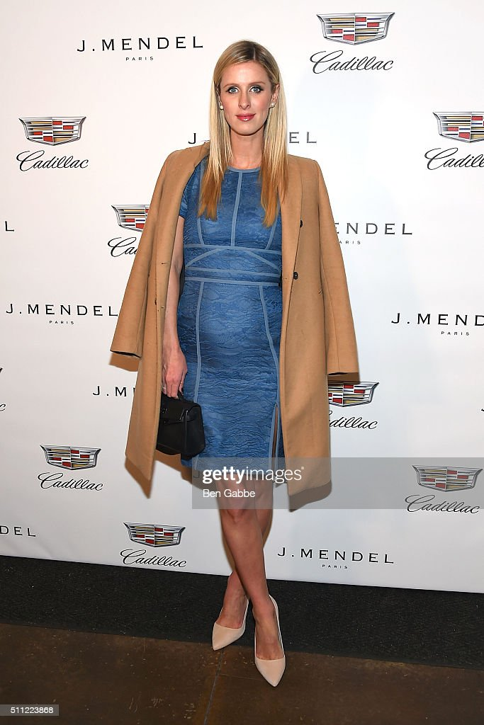 J. Mendel - Backstage - Fall 2016 New York Fashion Week