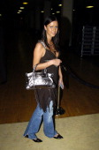Nicky Hilton during VH1 Big in '04 Backstage and Audience at Shrine Auditorium in Los Angeles California United States