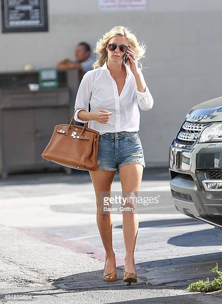 Nicky Hilton is seen on October 29 2015 in Los Angeles California