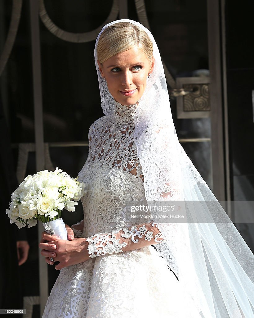 Nicky Hilton Marries James Rothschild