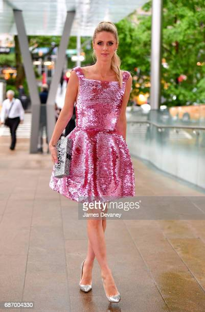 Nicky Hilton Rothschild arrives to the American Ballet Theatre Spring 2017 Gala at The Metropolitan Opera House on May 22 2017 in New York City