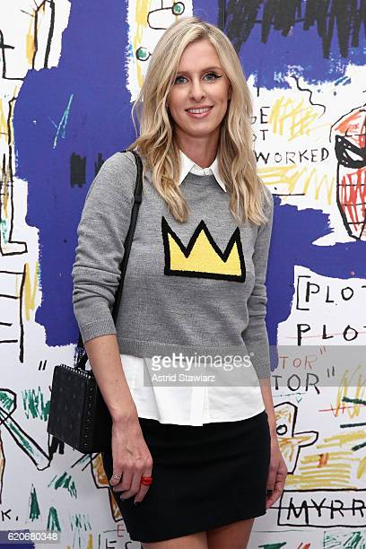 Nicky Hilton Rothschild attends the alice olivia x Basquiat CFDA Capsule Collection launch party on November 2 2016 in New York City
