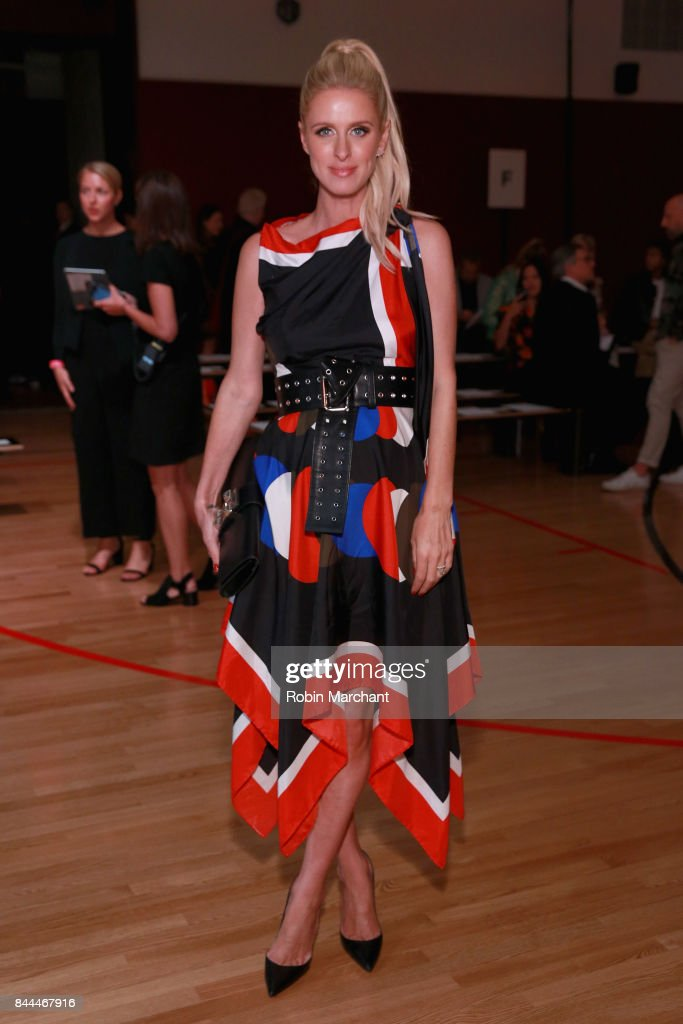 nicky-hilton-rothschild-attends-the-monse-fashion-show-during-new-picture-id844467916