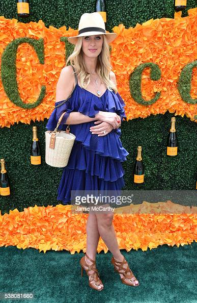 Nicky Hilton Rothschild attends the Ninth Annual Veuve Clicquot Polo Classic at Liberty State Park on June 4 2016 in Jersey City New Jersey