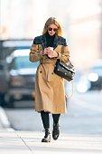 Celebrity Sightings In New York City - January 12, 2021