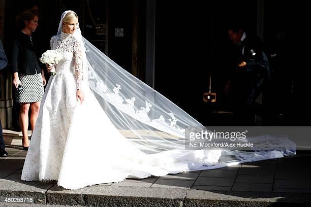 Promi Hochzeit Stock Fotos Und Bilder Getty Images