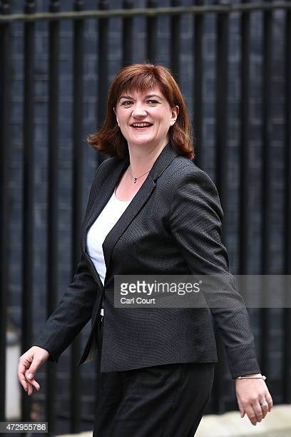 Nicky Morgan Stock Photos And Pictures Getty Images