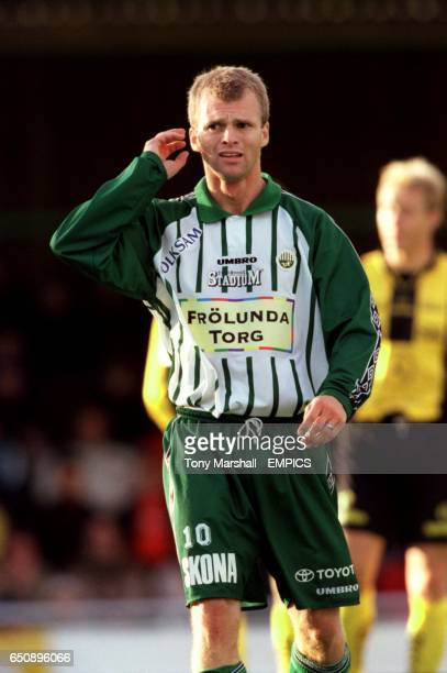 Niclas Johansson Vastra Frolunda