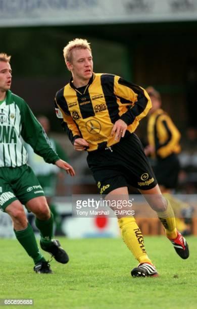 Niclas Svensson BK Hacken