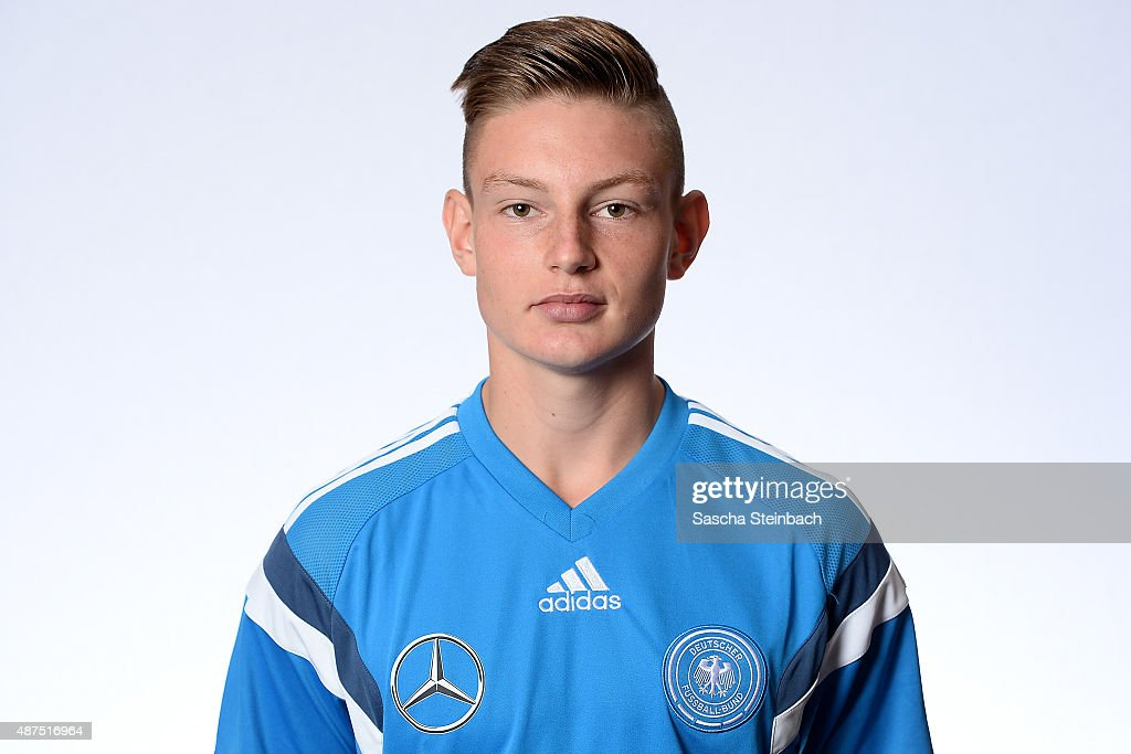 u16 germany team presentation getty images. Black Bedroom Furniture Sets. Home Design Ideas
