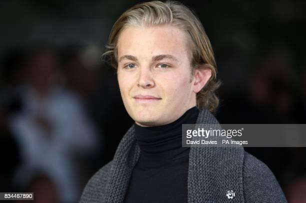Nico Rosberg models at the Grand Prix and Fashion Unite at The Amber Lounge Le Meridien Beach Plaza Hotel Monaco