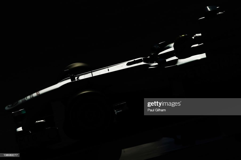 <a gi-track='captionPersonalityLinkClicked' href=/galleries/search?phrase=Nico+Rosberg&family=editorial&specificpeople=800808 ng-click='$event.stopPropagation()'>Nico Rosberg</a> of Germany and Mercedes GP drives during day three of Formula One winter testing at the Circuito de Jerez on February 9, 2012 in Jerez de la Frontera, Spain.