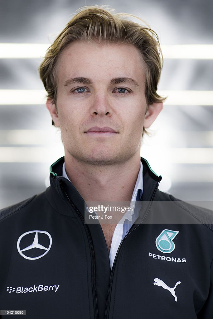 Nico Rosberg of Mercedes and Germany ahead of the Belgian F1 Grand Prix at Circuit de Spa-Francorchamps on August 21, 2014 in Spa, Belgium.