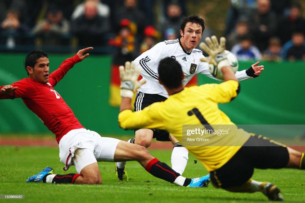 U19 Germany v U19 Egypt - International Friendly