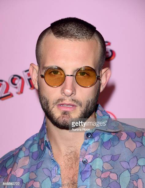 Nico Tortorella attends Refinery29's '29Rooms Turn It Into Art' at 106 Wythe Ave on September 7 2017 in New York City