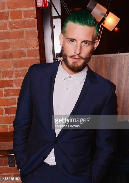 Nico Tortorella attends the after party for the premiere of TV Land's 'Younger' at Chef's Club on March 31 2015 in New York City