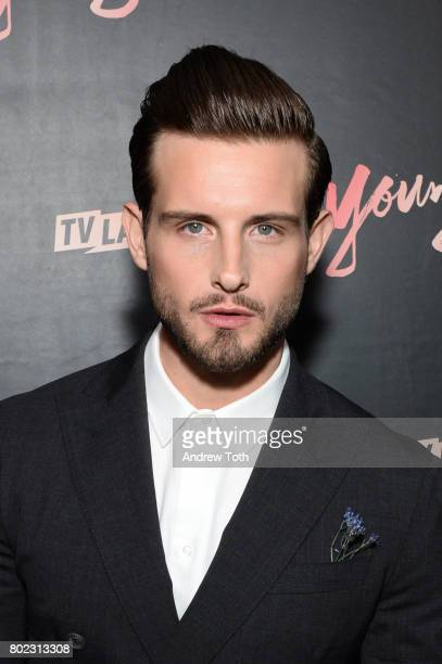 Nico Tortorella attends the 'Younger' season four premiere party on June 27 2017 in New York City