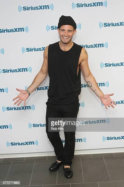 Nico Tortorella visits at SiriusXM Studios on May 5 2015 in New York City
