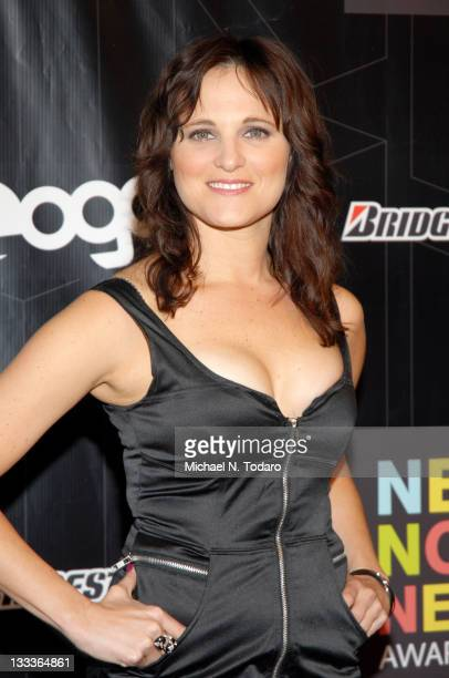 Nicol Paone attends the 2nd Annual Logo NewNowNext Awards at the Hiro Ballroom at The Maritime Hotel on May 20 2009 in New York City