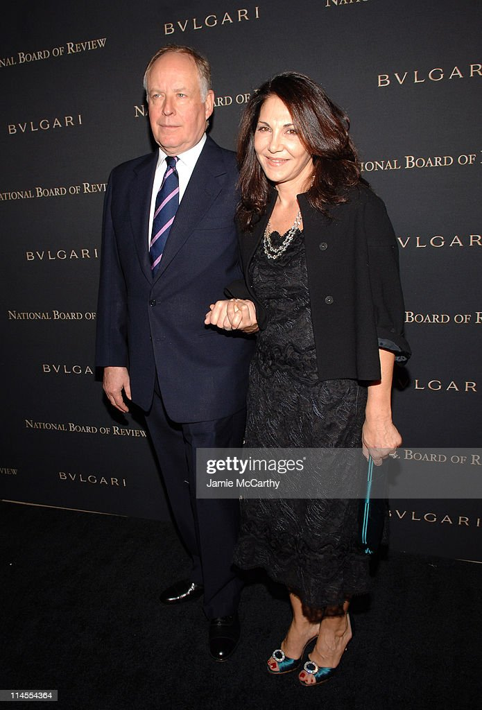 Nicola Bulgari and Beatrice Bulgari during The 2006 National Board of Review of Motion Pictures Annual Gala Red Carpet at Cipriani in New York City...
