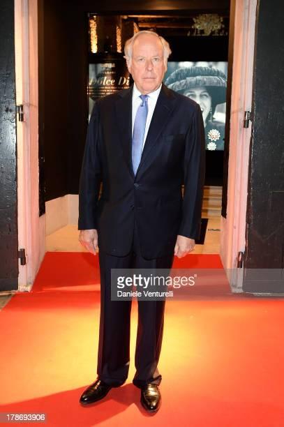 Nicola Bulgari attends the 'La Dolce Diva' Opening Exhbition during The 70th Venice International Film Festival at Granai dell'Hotel Cipriani on...