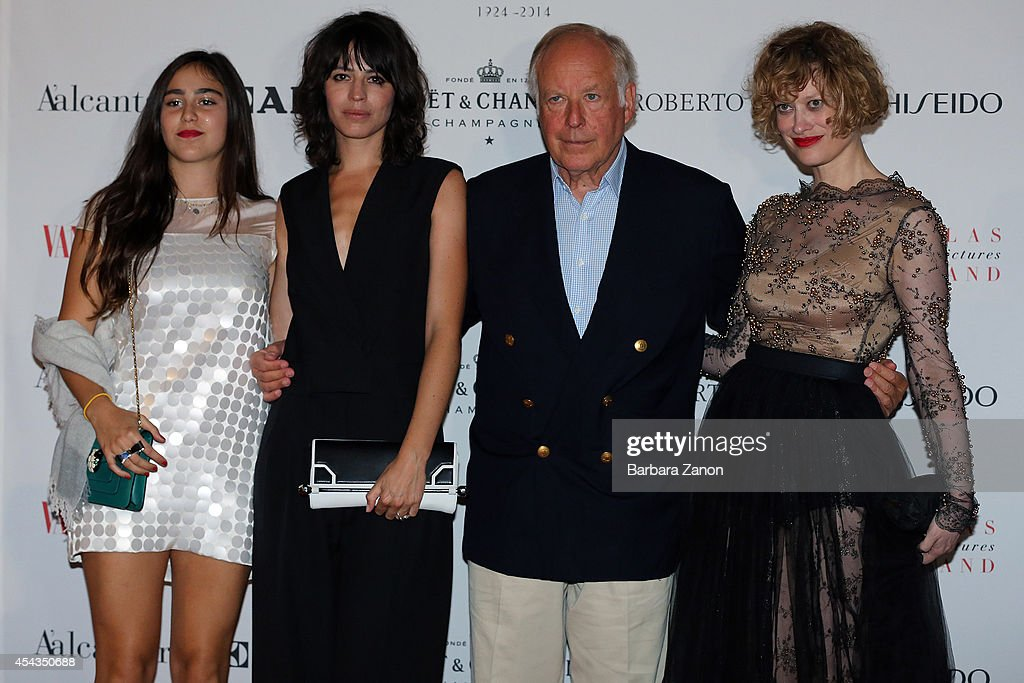 Nicola Bulgari attends the opening of ' Douglas Kirkland a Life in Pictures' Exhibition at Telecom Future Center on August 29 2014 in Venice Italy