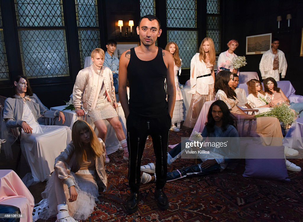 <a gi-track='captionPersonalityLinkClicked' href=/galleries/search?phrase=Nicola+Formichetti&family=editorial&specificpeople=7376980 ng-click='$event.stopPropagation()'>Nicola Formichetti</a> attends the Nicopanda presentation during Spring 2016 New York Fashion Week on September 13, 2015 in New York City.