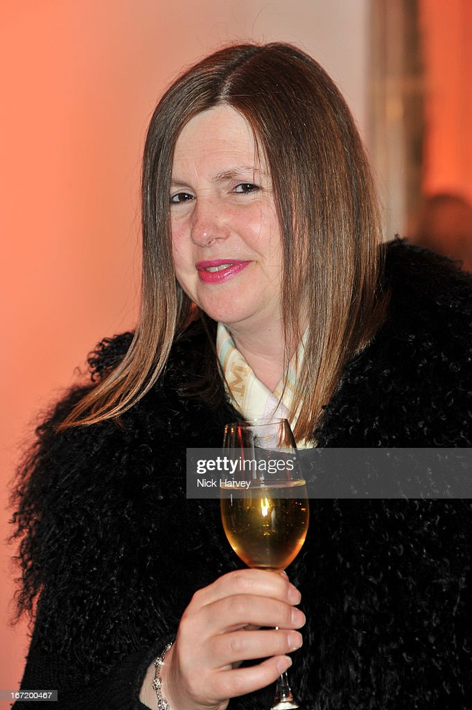Nicola Horlick attends the Veuve Clicquot Business Woman of the Year award at Claridges Hotel on April 22, 2013 in London, England.