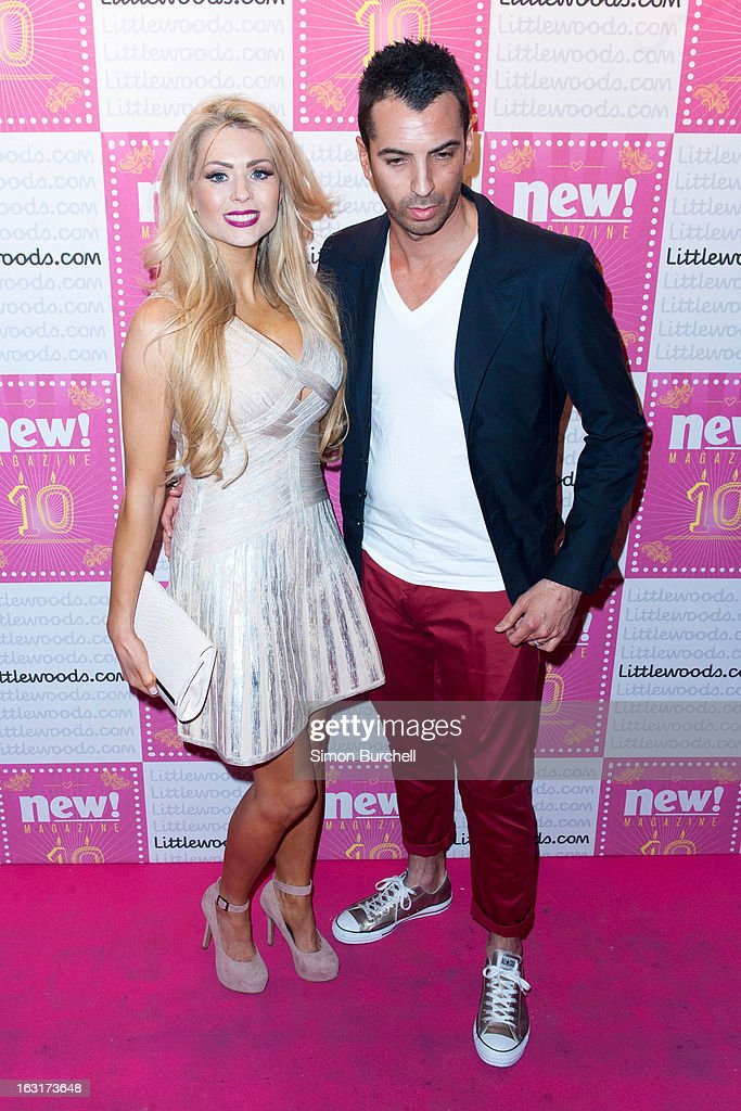 <a gi-track='captionPersonalityLinkClicked' href=/galleries/search?phrase=Nicola+McLean&family=editorial&specificpeople=504969 ng-click='$event.stopPropagation()'>Nicola McLean</a> attends as New magazine celebrate 10 years in print at Gilgamesh on March 5, 2013 in London, England.