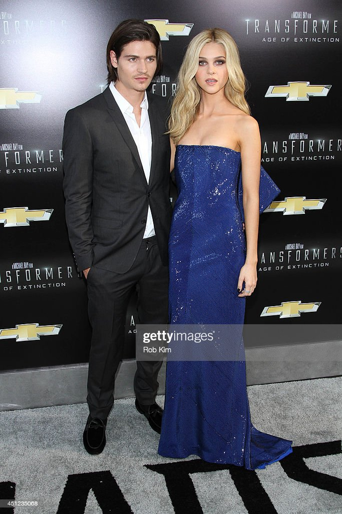 <a gi-track='captionPersonalityLinkClicked' href=/galleries/search?phrase=Nicola+Peltz&family=editorial&specificpeople=5306904 ng-click='$event.stopPropagation()'>Nicola Peltz</a> and brother Will Peltz attend 'Transformers: Age Of Extinction' New York Premiere at Ziegfeld Theater on June 25, 2014 in New York City.
