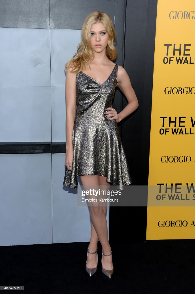 <a gi-track='captionPersonalityLinkClicked' href=/galleries/search?phrase=Nicola+Peltz&family=editorial&specificpeople=5306904 ng-click='$event.stopPropagation()'>Nicola Peltz</a> attends the 'The Wolf Of Wall Street' premiere at the Ziegfeld Theatre on December 17, 2013 in New York City.