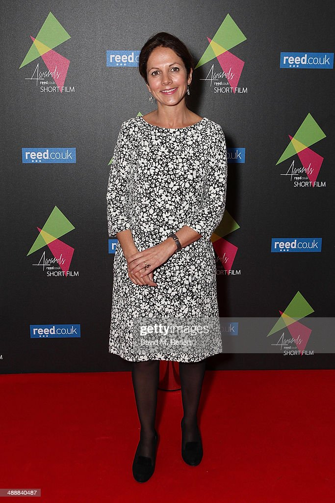 Nicola Reed attends the reed.co.uk Short Film Awards 2014 at BAFTA on May 8, 2014 in London, England.