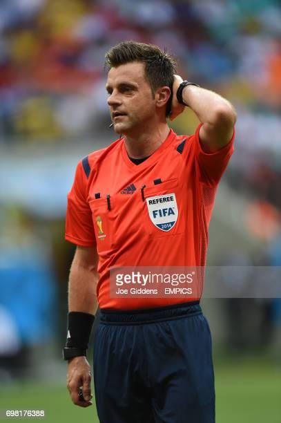 Nicola Rizzoli referee