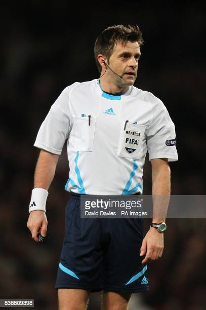 Nicola Rizzoli referee