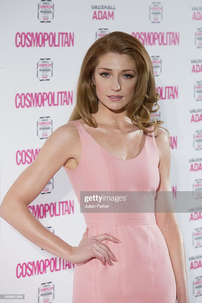Nicola Roberts attends the Cosmopolitan Ultimate Women of the Year Awards at Victoria & Albert Museum on December 5, 2013 in London, England.