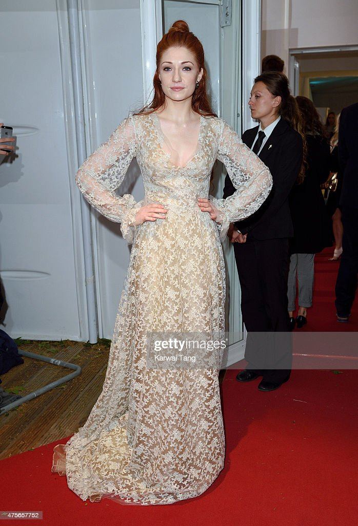 Nicola Roberts attends the Glamour Women of the Year Awards at Berkeley Square Gardens on June 2, 2015 in London, England.