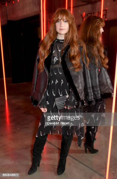Nicola Roberts attends the Michael Kors Sexy Ruby Fragrance Launch on September 21 2017 in London United Kingdom