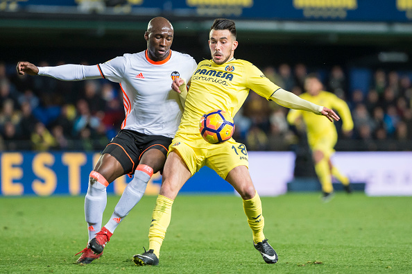 2016-17 La Liga - Villarreal CF vs Valencia CF : News Photo